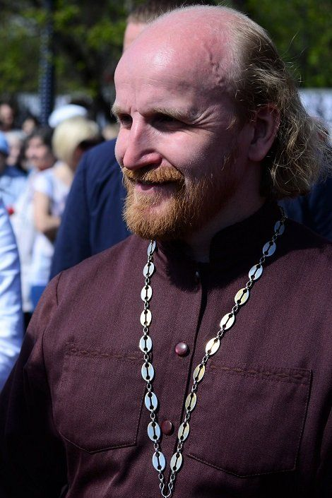 Андрей Дударев Храм Пантелеймона Пушкино